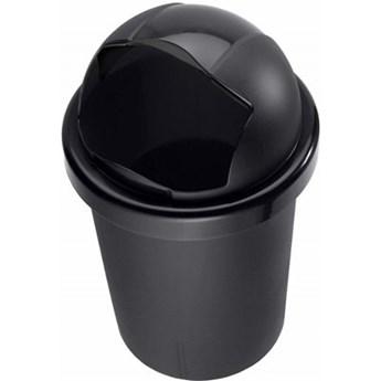 Kosz na śmieci ROLL BOB 1721308080 30L Czarny