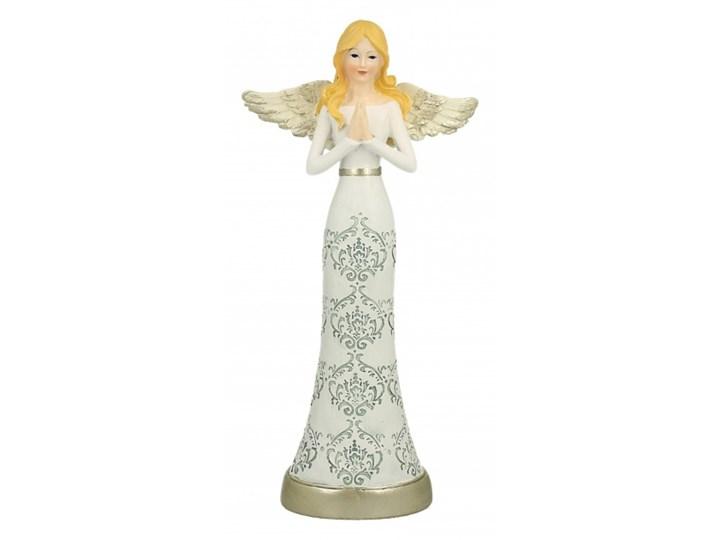 Figurka Aniołek w koronce 3 - 25 cm kod: 5902693923596