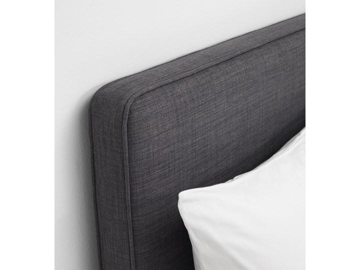 IKEA DUNVIK Łóżko kontynentalne, 160x200 cm Kategoria Łóżka do sypialni Styl Klasyczny
