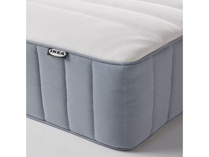 IKEA DUNVIK Łóżko kontynentalne, 160x200 cm Styl Klasyczny