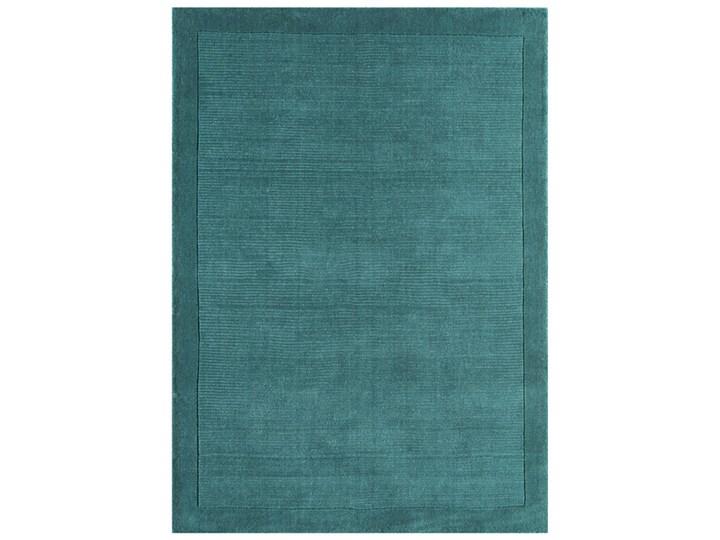 Dywanik Hampton Teal wełniany 60x120 60 x 120 cm