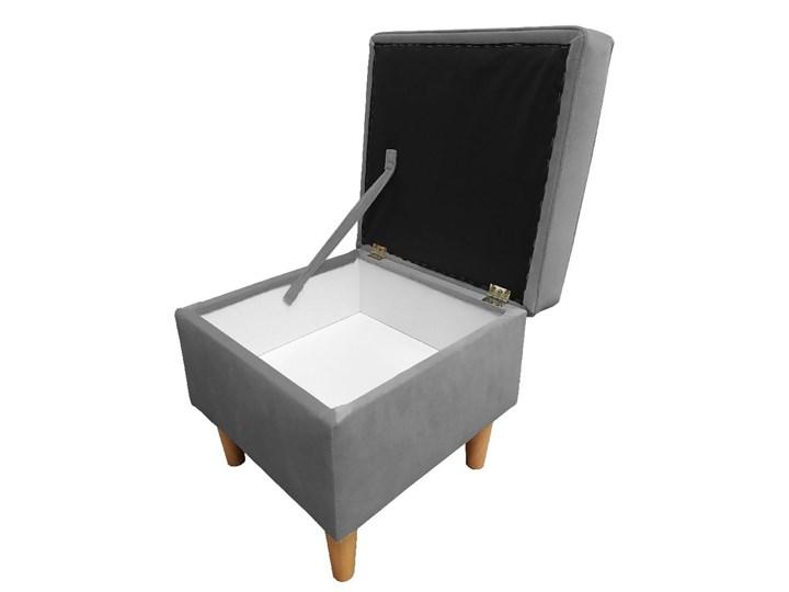 Fotel z podnóżkiem USZAK 3 / kolory do wyboru Szerokość 74 cm Drewno Wysokość 103 cm Fotel uszak Pomieszczenie Salon