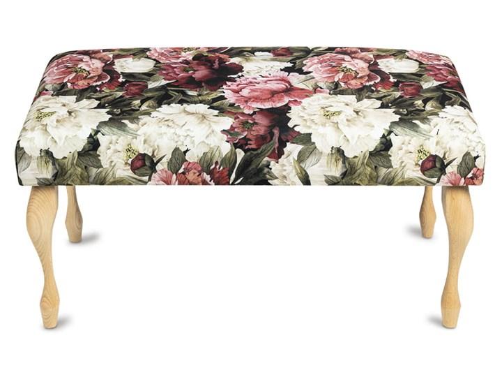 Ławka tapicerowana STYLE Pomieszczenie Salon Materiał obicia Tkanina