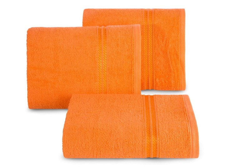 Ręcznik 70X140 Eurofirany LORI pomarańcz 450g/m2
