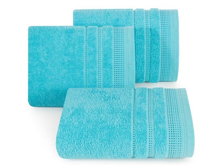 Ręcznik hotelowy 30x50 Eurofirany Pola niebieski 500 g/m2