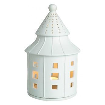 Lampion domek 17cm rotunda duża RAEDER