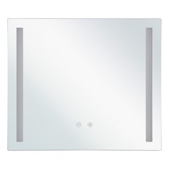 Lustro ścienne LED 60 x 70 cm LIRAC kod: 4251682220910