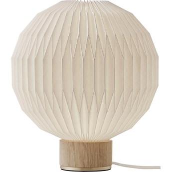 Lampa stołowa Model 375 S klosz papierowy, proj. E. Klint, Le Klint