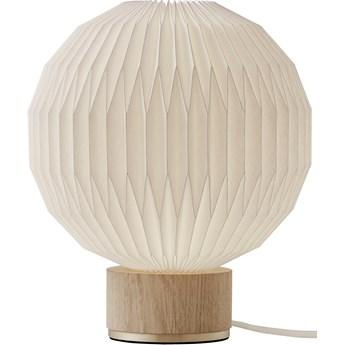 Lampa stołowa Model 375 XS klosz papierowy, proj. E. Klint, Le Klint