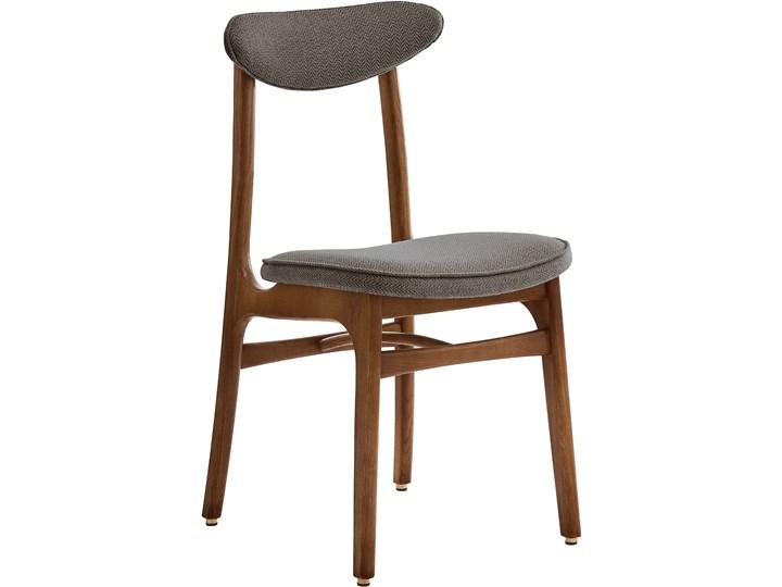 Krzesło 200-190 Tweed Grey, proj. R. T. Hałas Krzesło inspirowane Tapicerowane Wysokość 83 cm Drewno Szerokość 45 cm Głębokość 52 cm Wysokość 46 cm Tkanina Kategoria Krzesła kuchenne