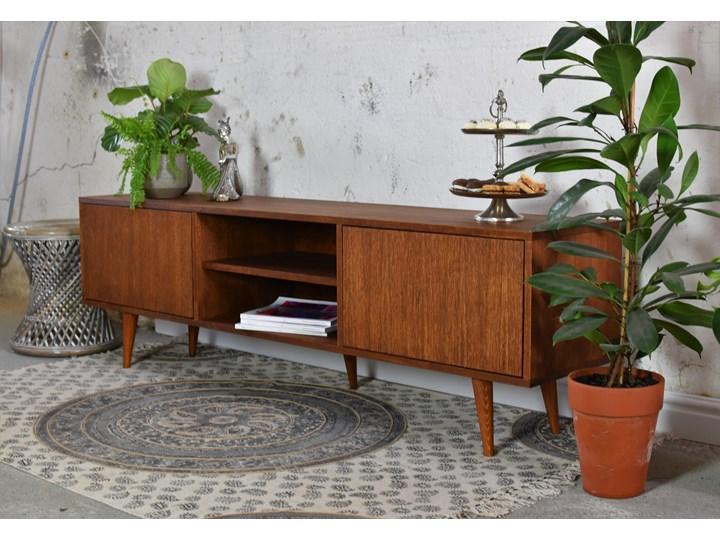 Komoda LOTV 200, Pastform Furniture Szerokość 200 cm Głębokość 40 cm Wysokość 55 cm Drewno Styl Nowoczesny