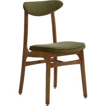 Krzesło 200-190 Velvet Olive, proj. R. T. Hałas