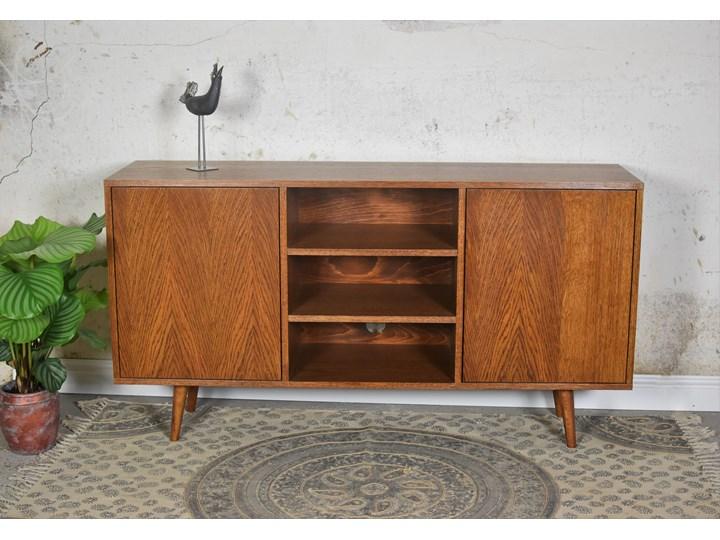 Komoda LOTV High 150, Pastform Furniture Wysokość 85 cm Szerokość 150 cm Głębokość 40 cm Drewno Styl Nowoczesny