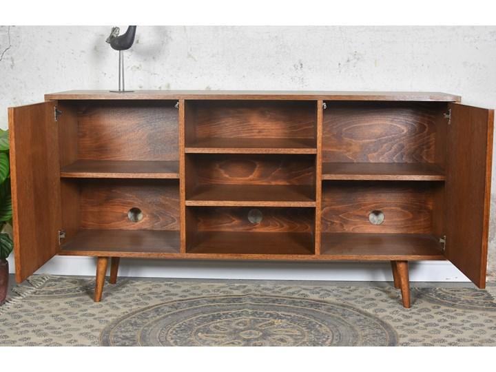 Komoda LOTV High 150, Pastform Furniture Głębokość 40 cm Szerokość 150 cm Wysokość 85 cm Drewno Styl Nowoczesny