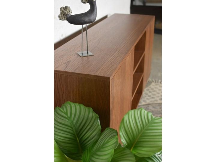 Komoda LOTV High 150, Pastform Furniture Wysokość 85 cm Głębokość 40 cm Szerokość 150 cm Drewno Styl Skandynawski