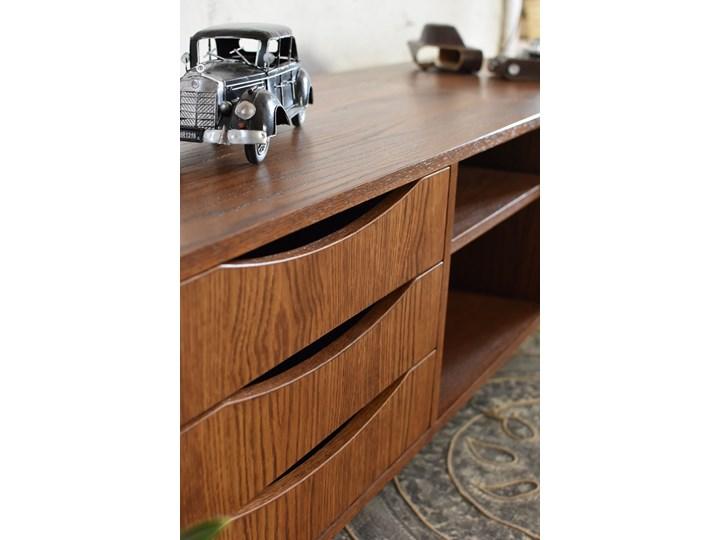 Komoda LOTV Classy Low 170, Pastform Furniture Drewno Szerokość 150 cm Styl Skandynawski Głębokość 40 cm Szerokość 170 cm Wysokość 55 cm Kategoria Komody