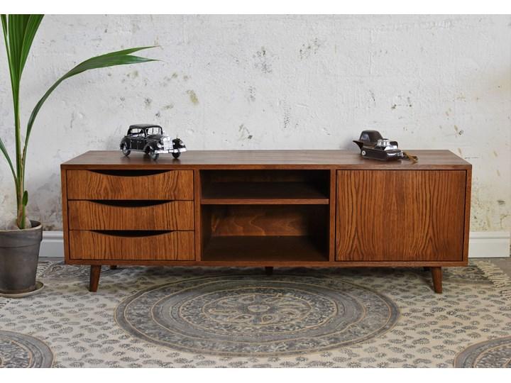 Komoda LOTV Classy Low 170, Pastform Furniture Szerokość 170 cm Głębokość 40 cm Szerokość 150 cm Drewno Wysokość 55 cm Styl Skandynawski