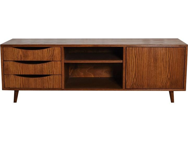 Komoda LOTV Classy Low 170, Pastform Furniture Wysokość 55 cm Szerokość 170 cm Drewno Szerokość 150 cm Głębokość 40 cm Pomieszczenie Sypialnia