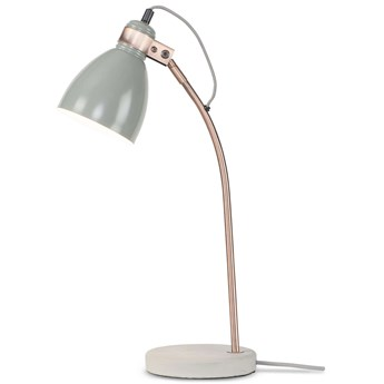 Lampa stołowa Denver szara, It's About RoMi