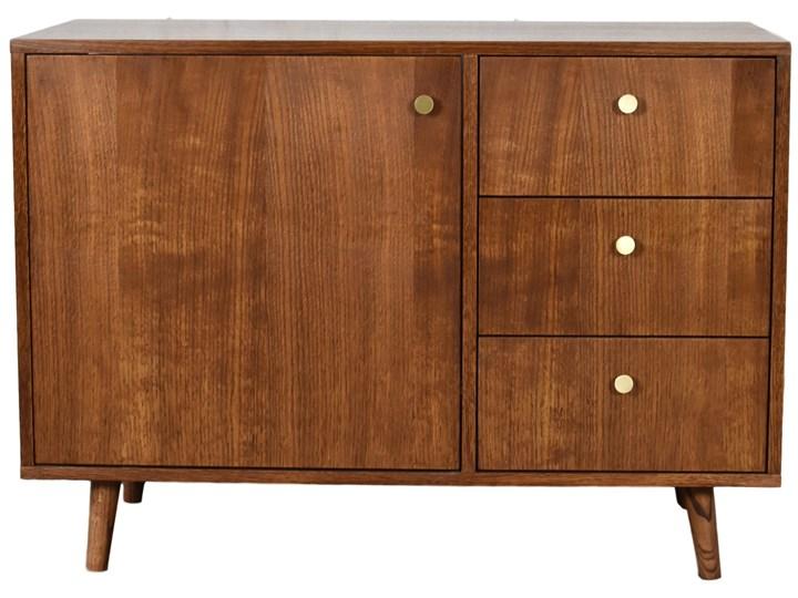 Komoda Vina 100, Pastform Furniture Drewno Szerokość 100 cm Głębokość 45 cm Wysokość 75 cm Pomieszczenie Sypialnia