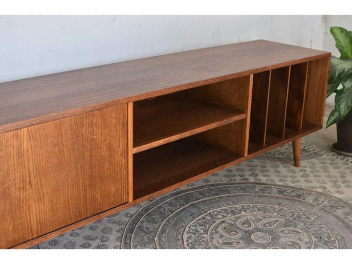 Komoda LOTV Vinyl 200, Pastform Furniture Styl Skandynawski Szerokość 200 cm Wysokość 57 cm Drewno Głębokość 40 cm Styl Nowoczesny