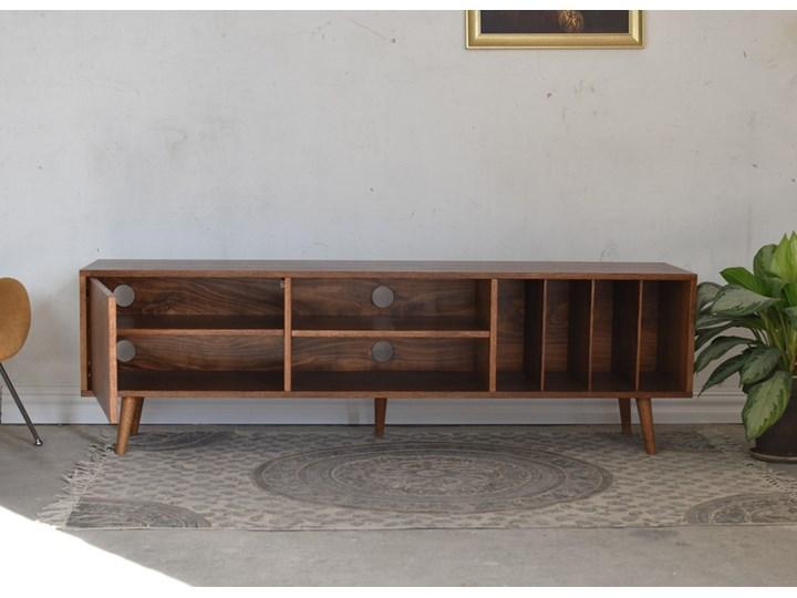 Komoda LOTV Vinyl 200, Pastform Furniture Wysokość 57 cm Głębokość 40 cm Szerokość 200 cm Drewno Styl Nowoczesny