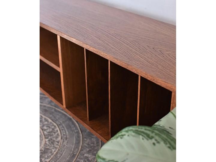 Komoda LOTV Vinyl 200, Pastform Furniture Szerokość 200 cm Wysokość 57 cm Drewno Głębokość 40 cm Styl Nowoczesny