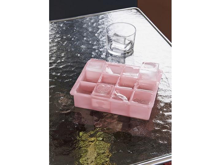 Foremka do kostek lodu XL, HAY Kategoria Formy i foremki Silikon Kolor Różowy