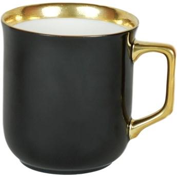 Kubek Ćmielowski dekoracja złote uszko, AS Ćmielów,