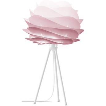 Lampa stołowa Carmina Tripod S różowa, proj. S. R. Christensen i A. Klem, UMAGE