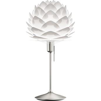 Lampa stołowa Silvia Champagne Mini biała, UMAGE