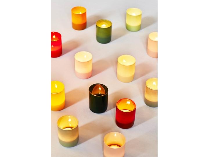Zestaw pięciu świeczników Spot Votive zielone , HAY Kategoria Świeczniki i świece