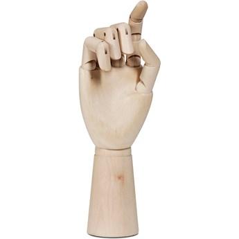 Figurka Wooden Hand L, HAY