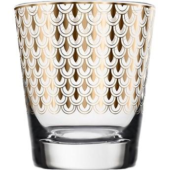 Świecznik na tealight First Gold 002, proj. M. Młoczkowski, VOLA
