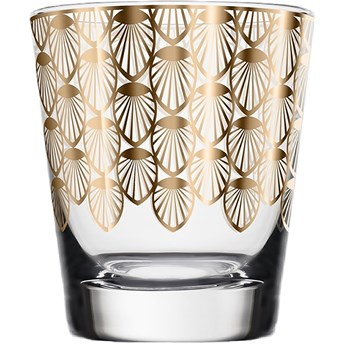 Świecznik na tealight First Gold 003, proj. M. Młoczkowski, VOLA