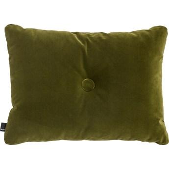 Poduszka Dot I Soft 60x45 cm zielona, HAY