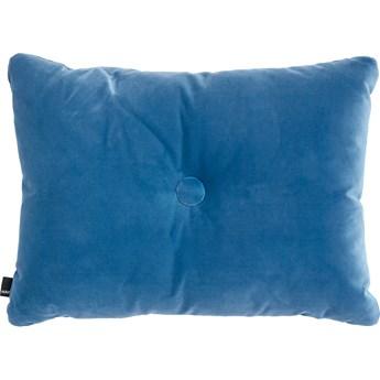 Poduszka Dot I Soft 60x45 cm niebieska, HAY