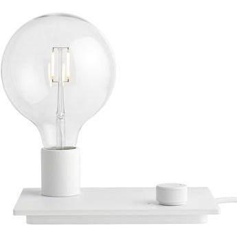 Lampa biurkowa Control biały, proj. TAF Studio, Muuto