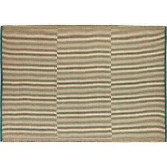 Dywan Tapis 170x240 cm czarno-zielony, proj. J. Richoz, HAY