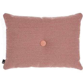 Poduszka Dot I 60x45 cm pudroworóżowy, HAY