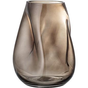 Organiczny szklany wazon, Bloomingville