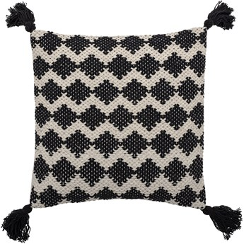 Poduszka z tkanym wzorem, Bloomingville