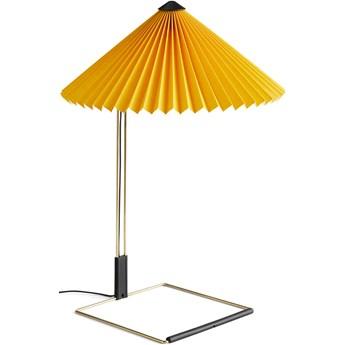 Lampa stołowa Matin L Ø38 cm jasny żółty, proj. I. Sempé, HAY