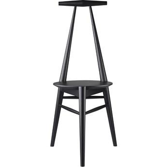 Krzesło J157 Anker czarne, proj. S. L. Weigelt, FDB Møbler