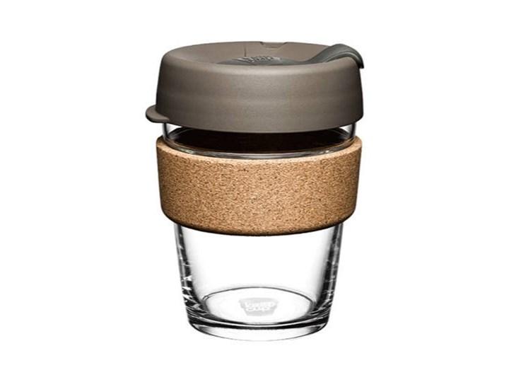 KeepCup Brew Cork 340ml Latte Kubek do kawy i herbaty Szkło Kubek izolowany Kategoria Kubki