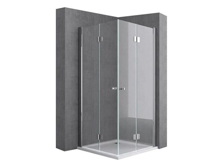 VELDMAN KABINA PRYSZNICOWA BEZPROGOWA TOKYO - ROZMIAR DO WYBORU Kwadratowa Kategoria Kabiny prysznicowe Wysokość 195 cm Narożna Szerokość 70 cm Rodzaj drzwi Składane