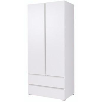Szafa z szufladami COSMO C02 biały