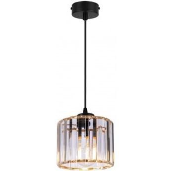 Regulowana Lampa Wisząca ze Szklanym Kloszem