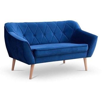 Sofa tapicerowana Cindy II w stylu skandynawskim - Meb24.pl