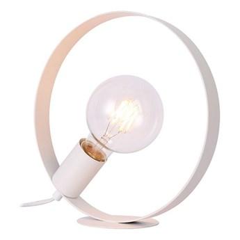Lampa stołowa NEXO 1xE27/40W/230V biały